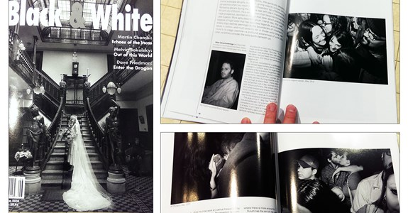 Black & White, Issue 103, June 2014
