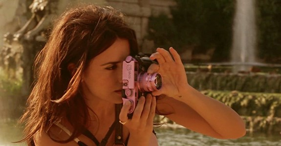 Photography in Films: Hello Kitty Leicas
