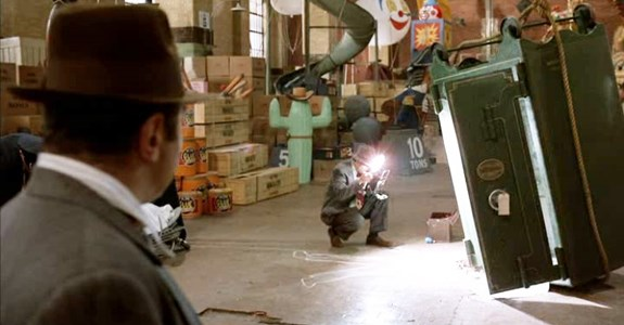 Speed Graphics/Press Cameras In Movies: A Visual Guide