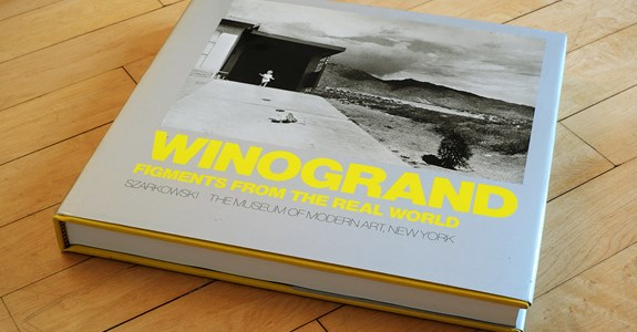 Garry Winogrand: Figments From The Real World