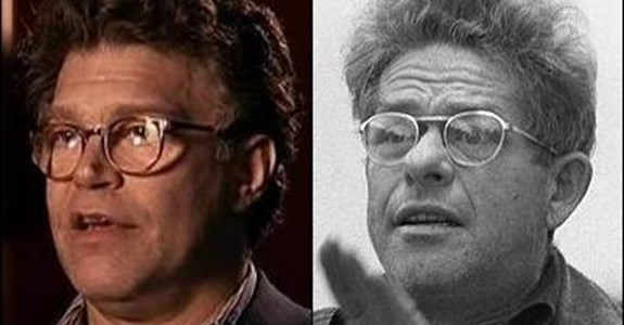 Al Franken Totally Looks Like Garry Winogrand