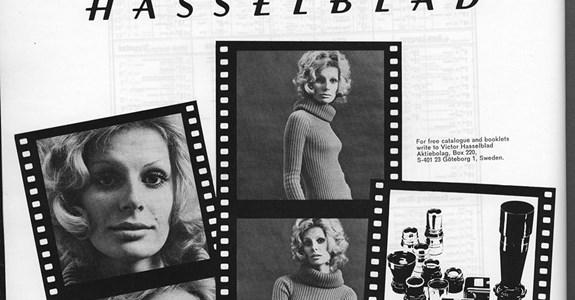 Hasselblad Advertisements 1970