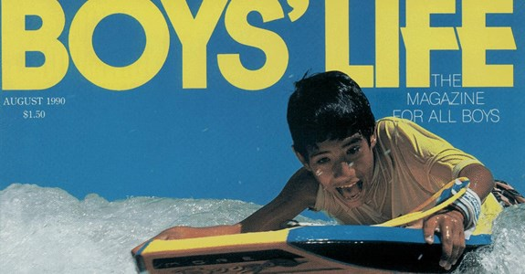 The Time I Was Published In Boys' Life Magazine