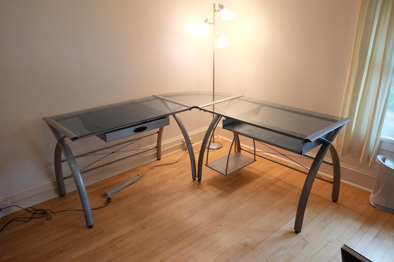 My L Shape Corner Desk