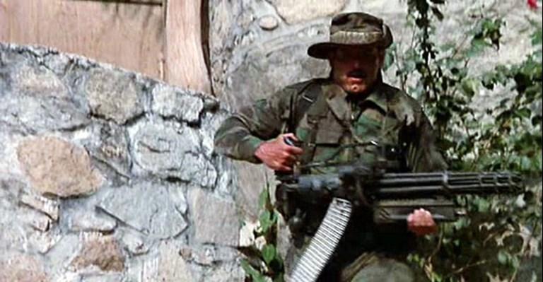 Jesse Ventura in Predator