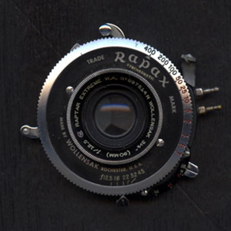 Wollensak Raptar 90mm f/12.5
