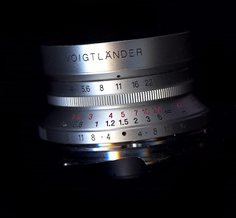 Voigtlander Snapshot Skopar 25mm f4.0