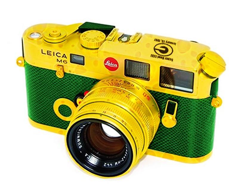 1997 Green Bay Packer Championship Leica M6