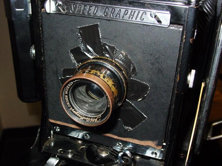 "Dallmeyer Carfac Series IV 7"" f/6.3"
