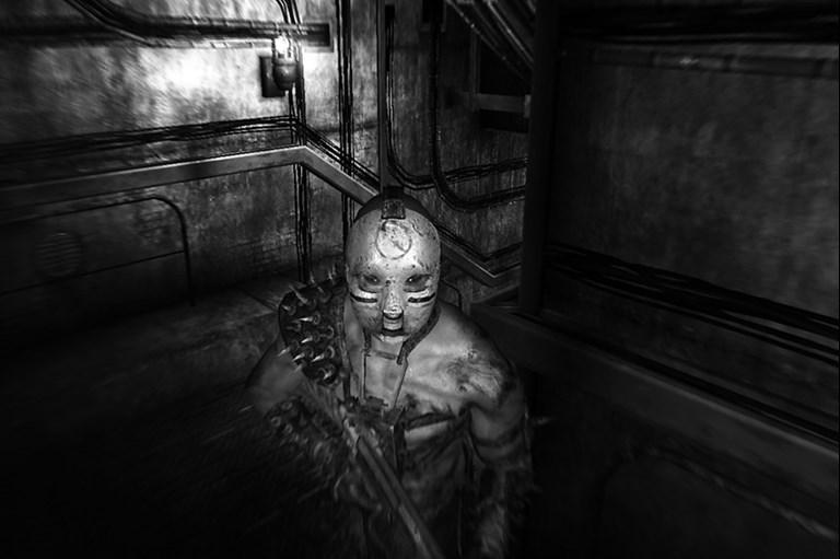 Fallout 3: Hockey Mask