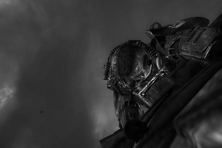Fallout 3: Fallen Brotherhood Soldier