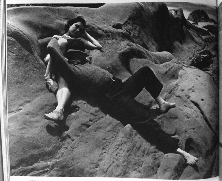 Edward Weston - Jean and Zohman Charlot