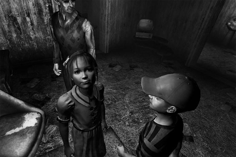 Wasteland Children