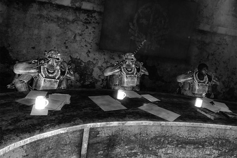 Fallout 3: Knights