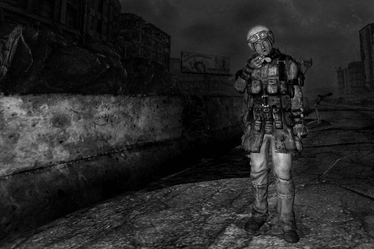 Fallout 3: Smoke Break