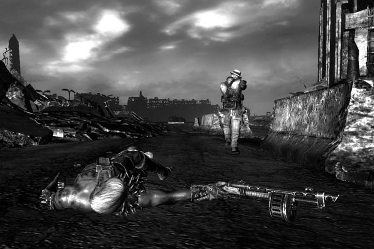 Fallout 3: Shotgunner Down
