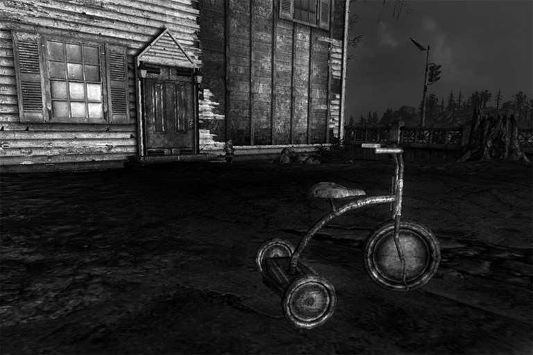 Fallout 3: Tricycle