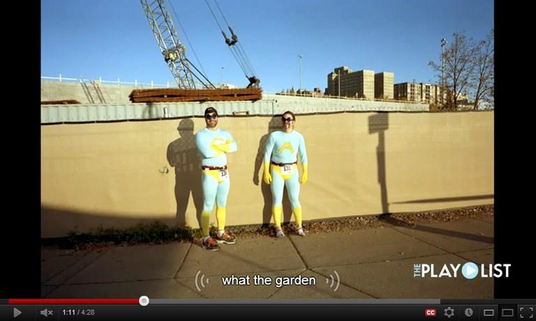 What the Garden