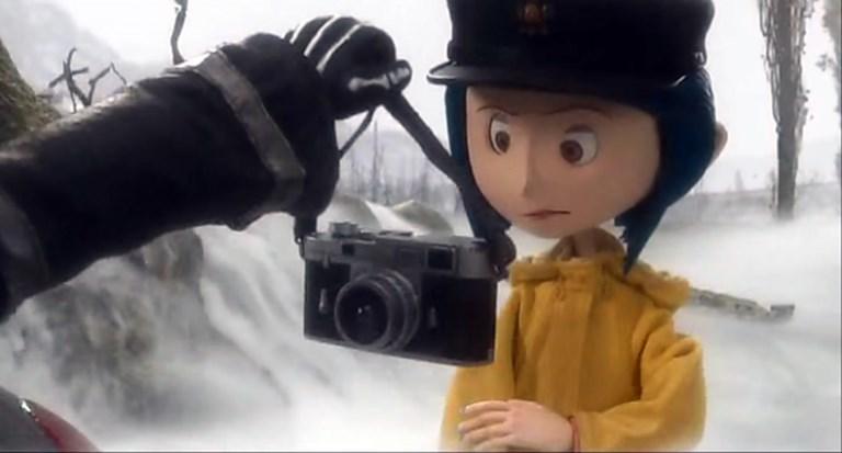Leica Camera in Coraline