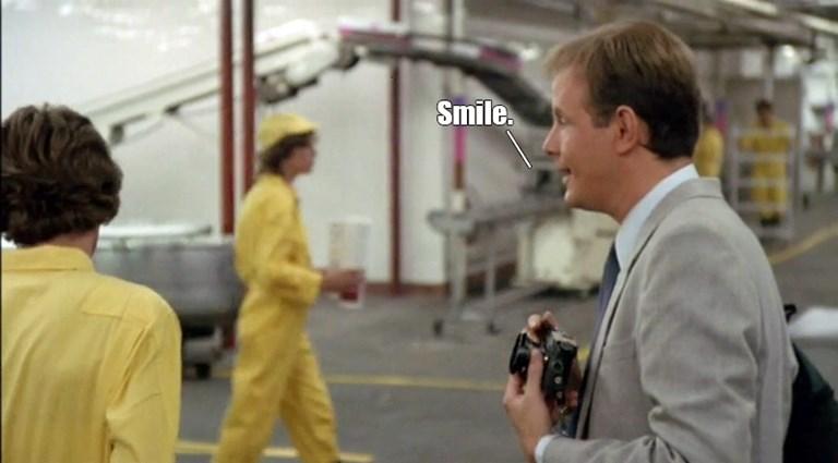 Leica in 'The Stuff' - 3