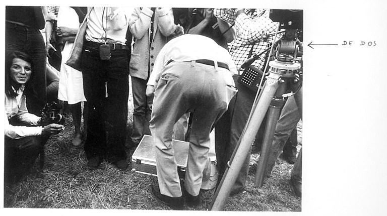 Ansel Adams's Butt