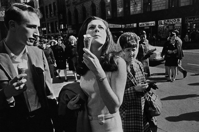 Winogrand - Ice Cream 2
