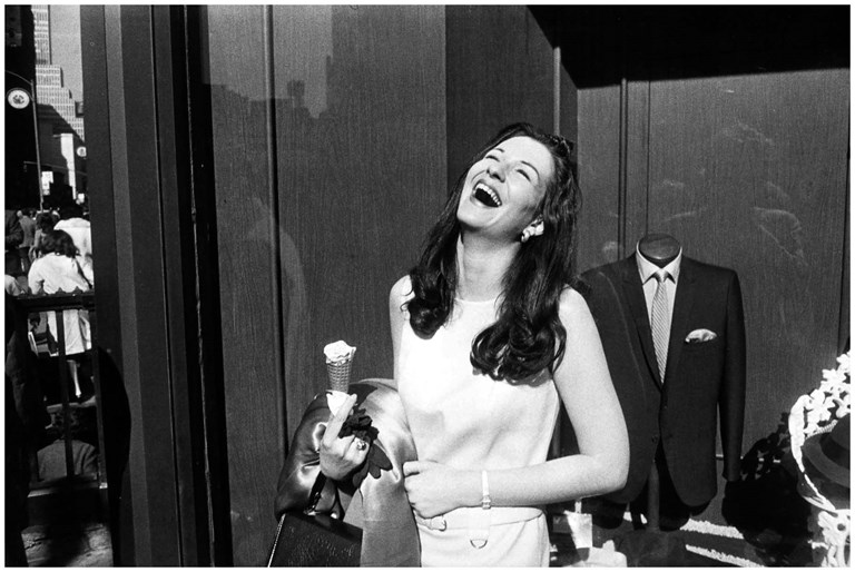 Garry Winogrand - New York 1968
