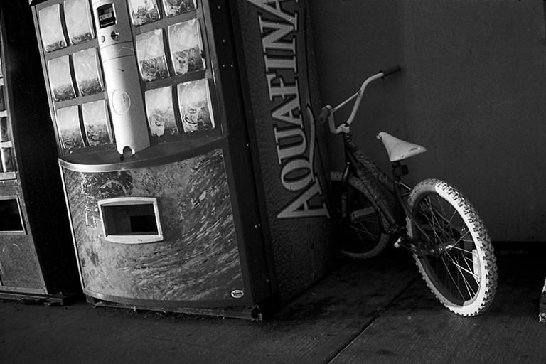 Abandoned Bike, 2008