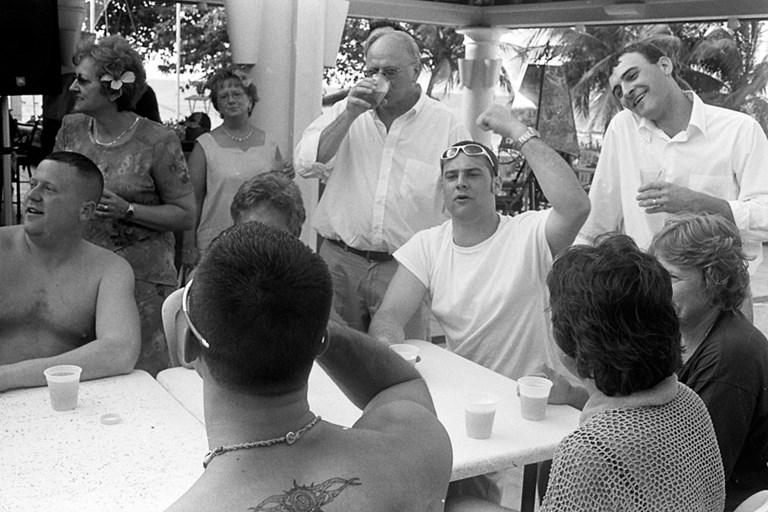 Jamaican Wedding Reception, 2004