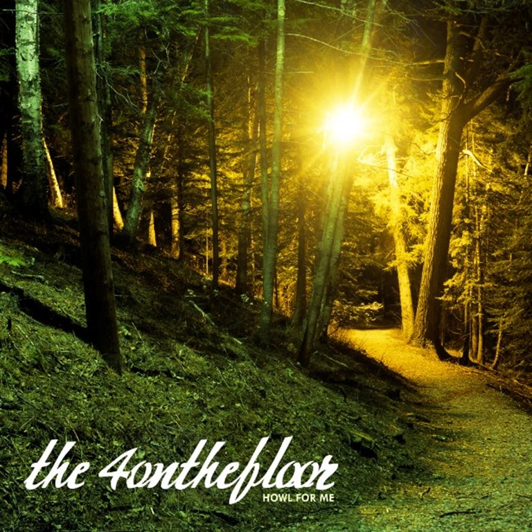 K. Praslowicz: the 4onthefloor album cover