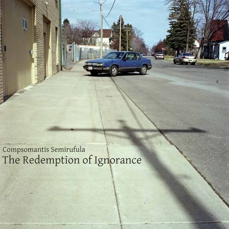 Compsomantis Semirufula - The Redemption of Ignorance