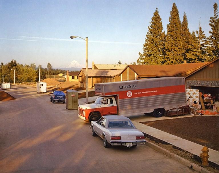 Joel Sternfeld, Gresham, OR, June 1979