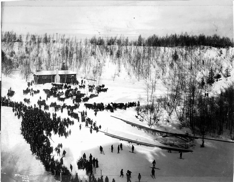 Chester Bowl, Duluth, MN c.1910