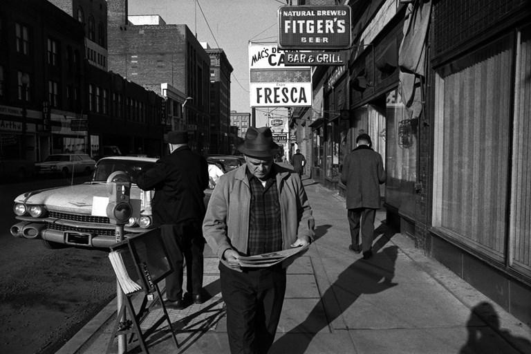 First Street, Duluth, 1968