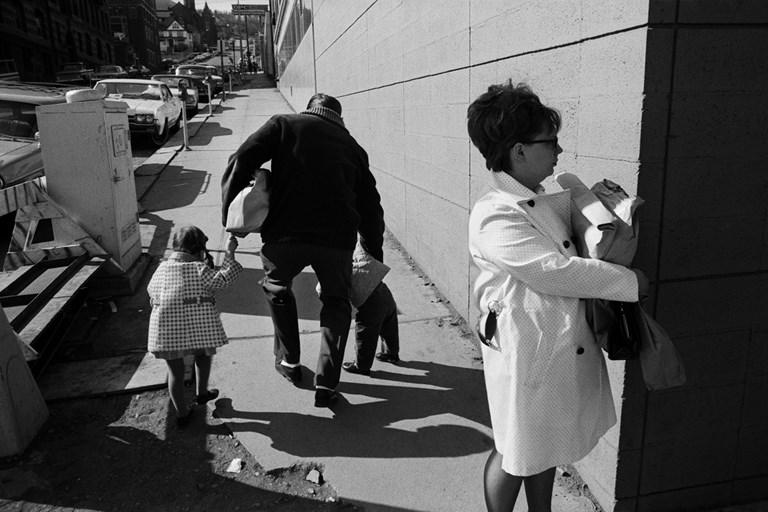 Heading Uphill, Duluth, 1968