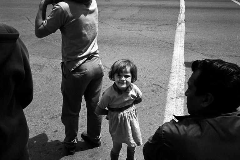 Smiling Girl, Duluth, 1969