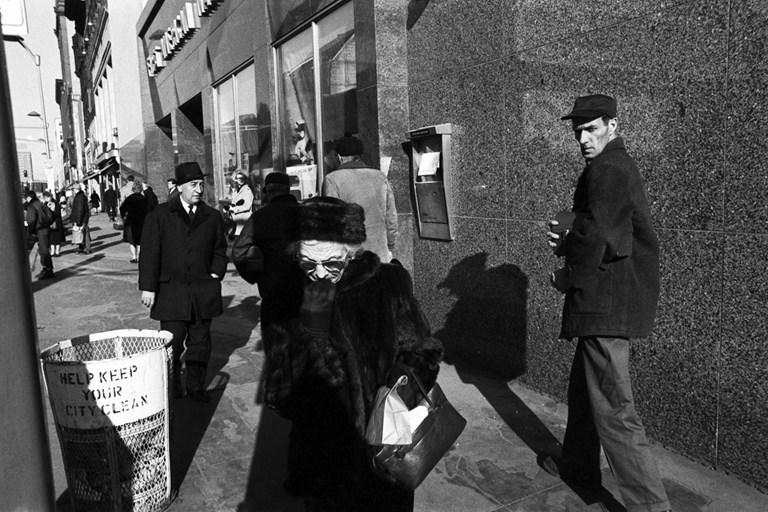 Superior Street, Duluth, 1968