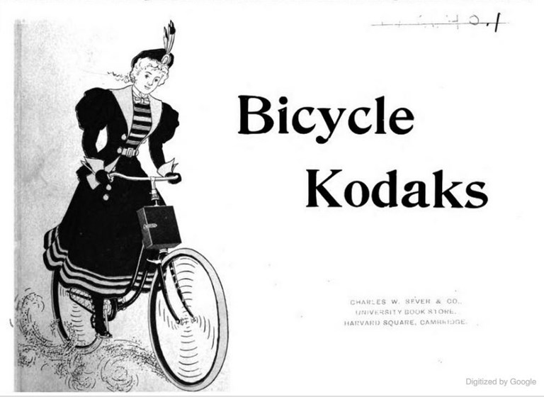 Bicycle Kodaks - 1897