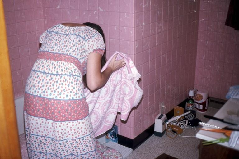 Pink Bathroom - 1980