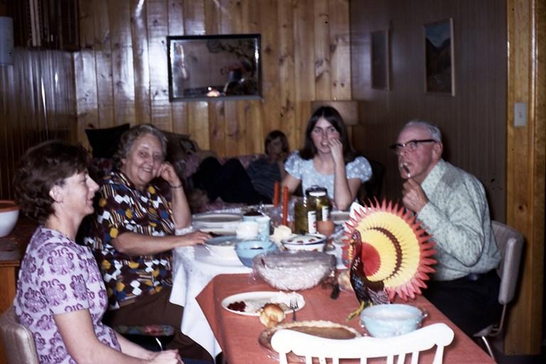 Thanksgiving  -1973