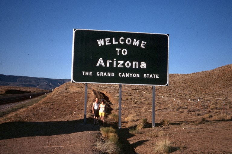 Welcome To Arizona - 1976
