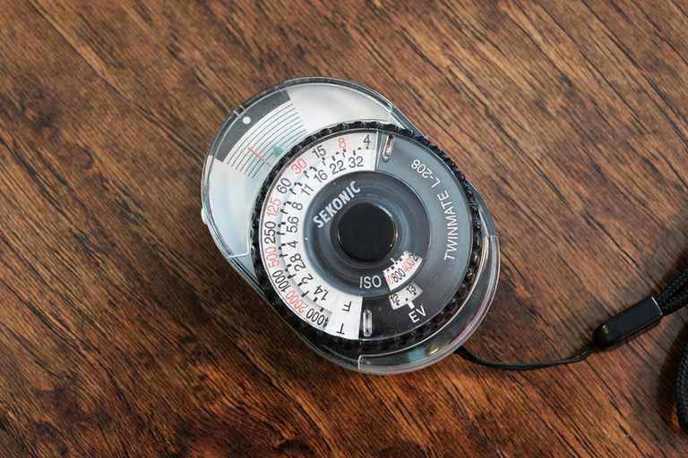 Sekonic Twinmate L-208 Light Meter