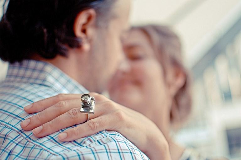 Mamiya 6 as a Ring