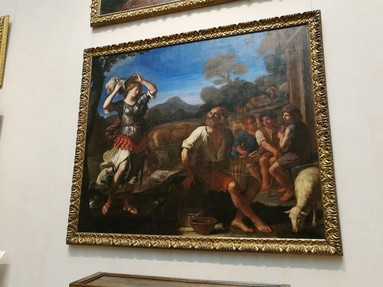 Giant Painting From the 1500s