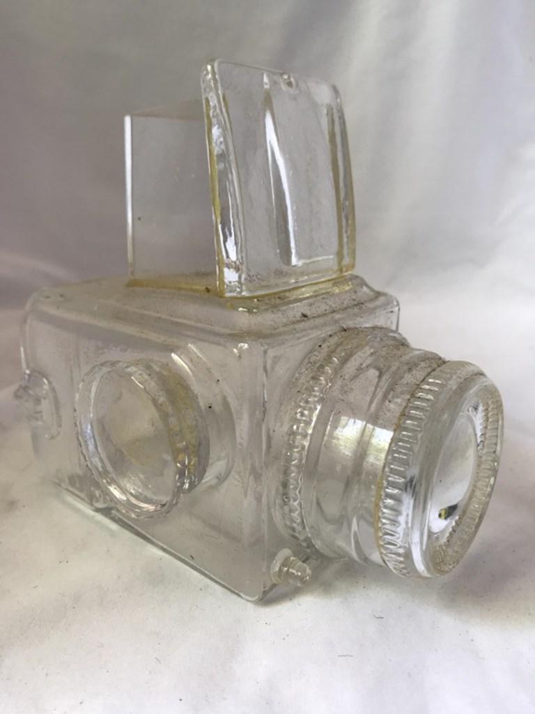 Glass Hasselblad