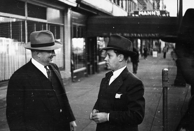 Utica, N.Y. 1939