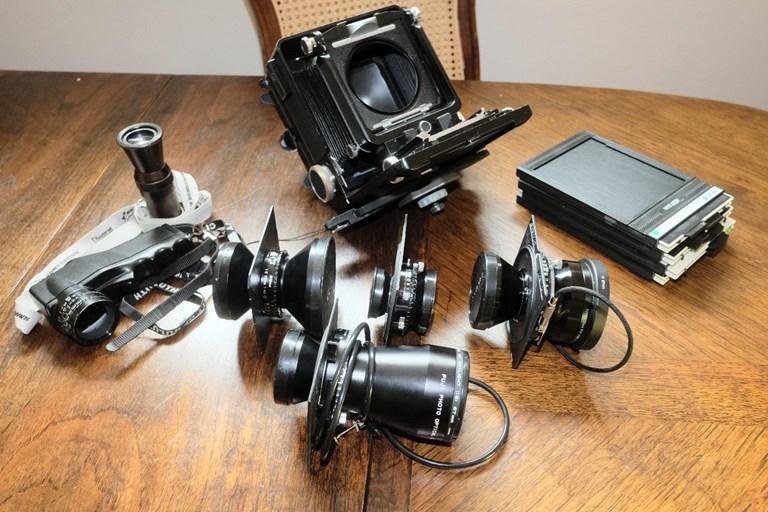 Wista VX Camera Kit