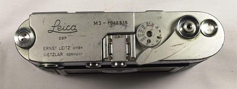 My Leica M3 [Top]