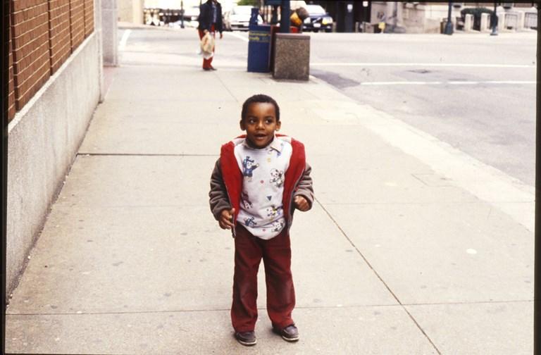 Boy - May 1990