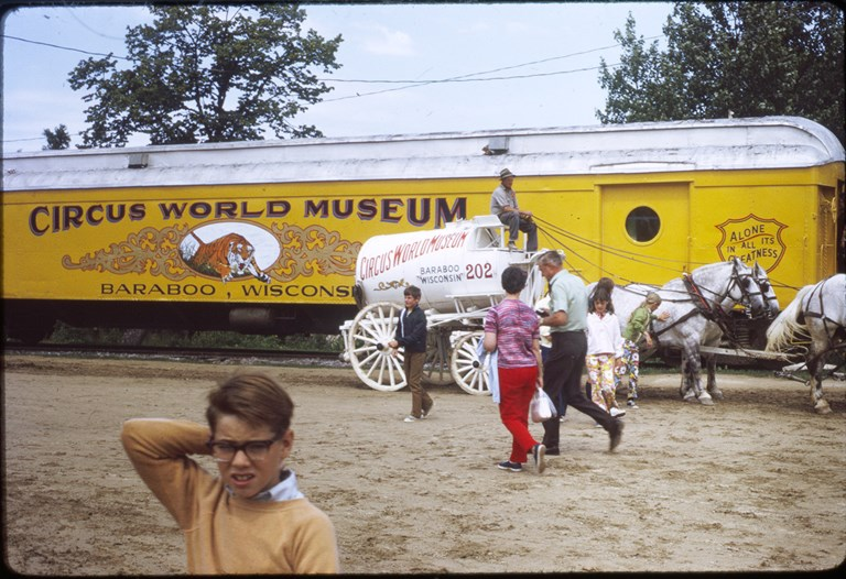 Circus World, Baraboo, WI - August 1971